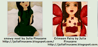 julia finucane images in FAE Magazine Faeries and Enchantment Yule Gallery