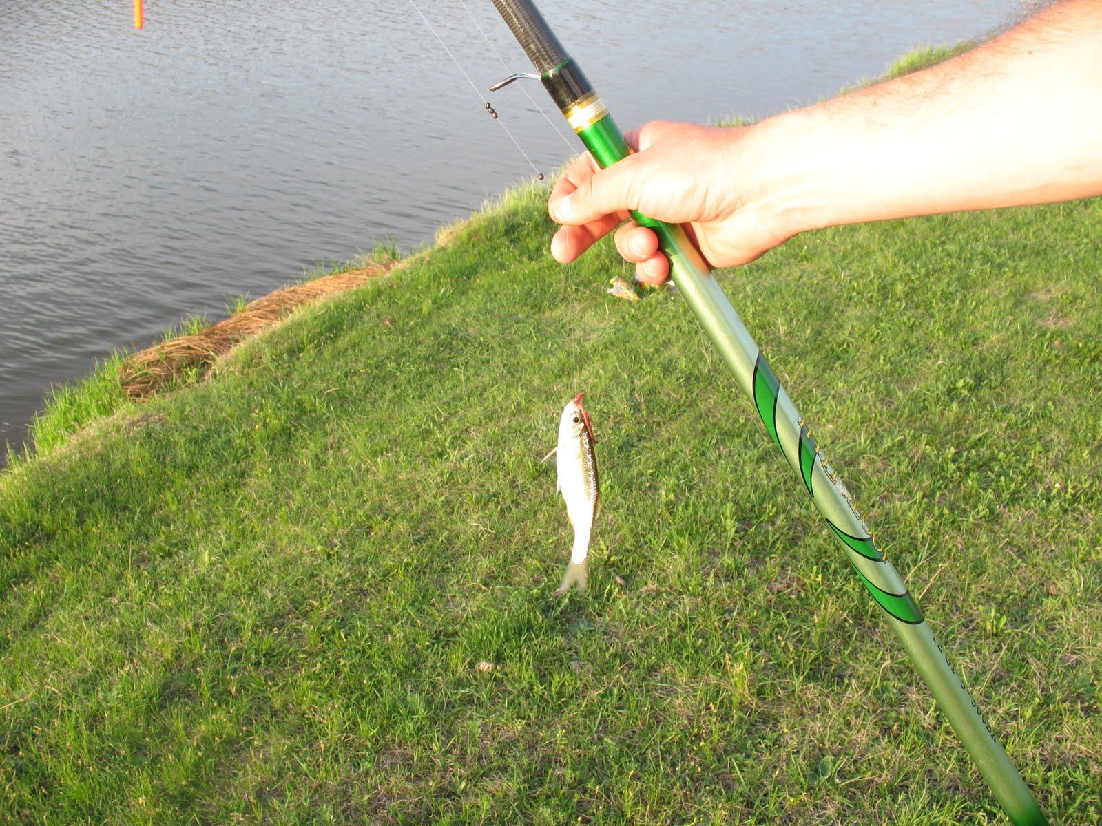 собираем спиннинг на рыбалку