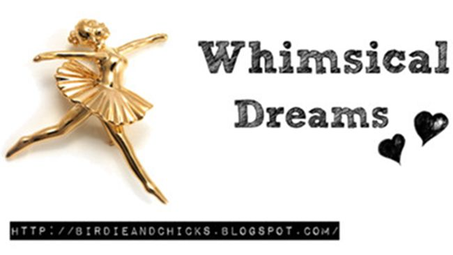 A Lot of Whimsical Dreams