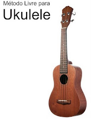 Método Livre para Ukulele - Prof. Raimundo França