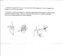 Ordine del Giorno votato il 22/09/'09 in Consiglio Regionale
