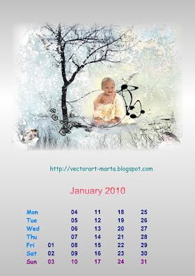 календар 2010