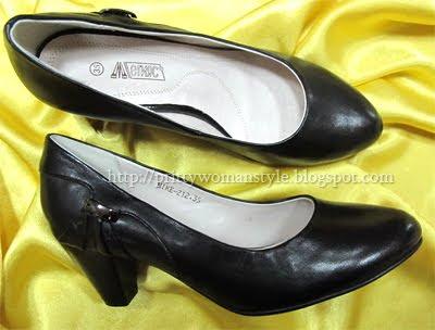 обувки на нисък ток
