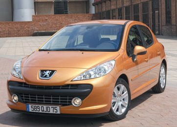 Пежо 207 Peugeot 207