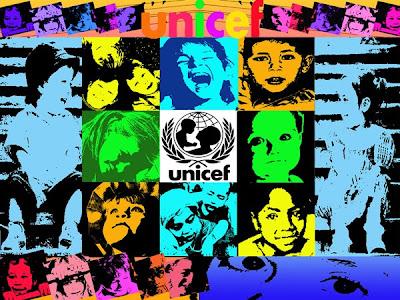 плакат Unicef