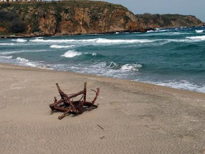 Синеморец - плаж Листите