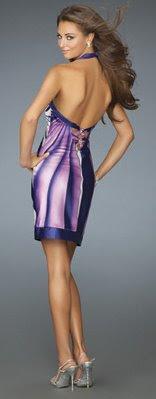 сиво - Облекло, мода, елегантност Dress--summer--2009-2