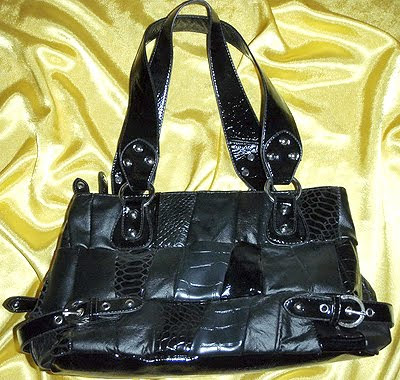 черна чанта пачуърк