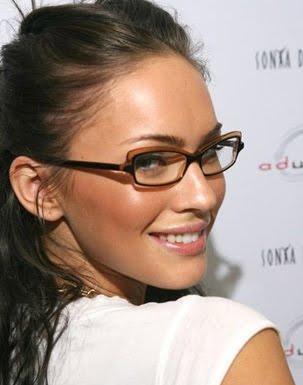 Грим за очила с диоптър