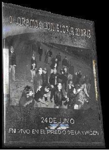 """DVD """"EN VIVO EN PREDIO DE LA VIRGEN"""""""