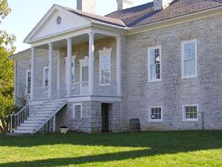 manor facade