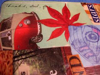 My DIY collage journal : Lindsay Eryn