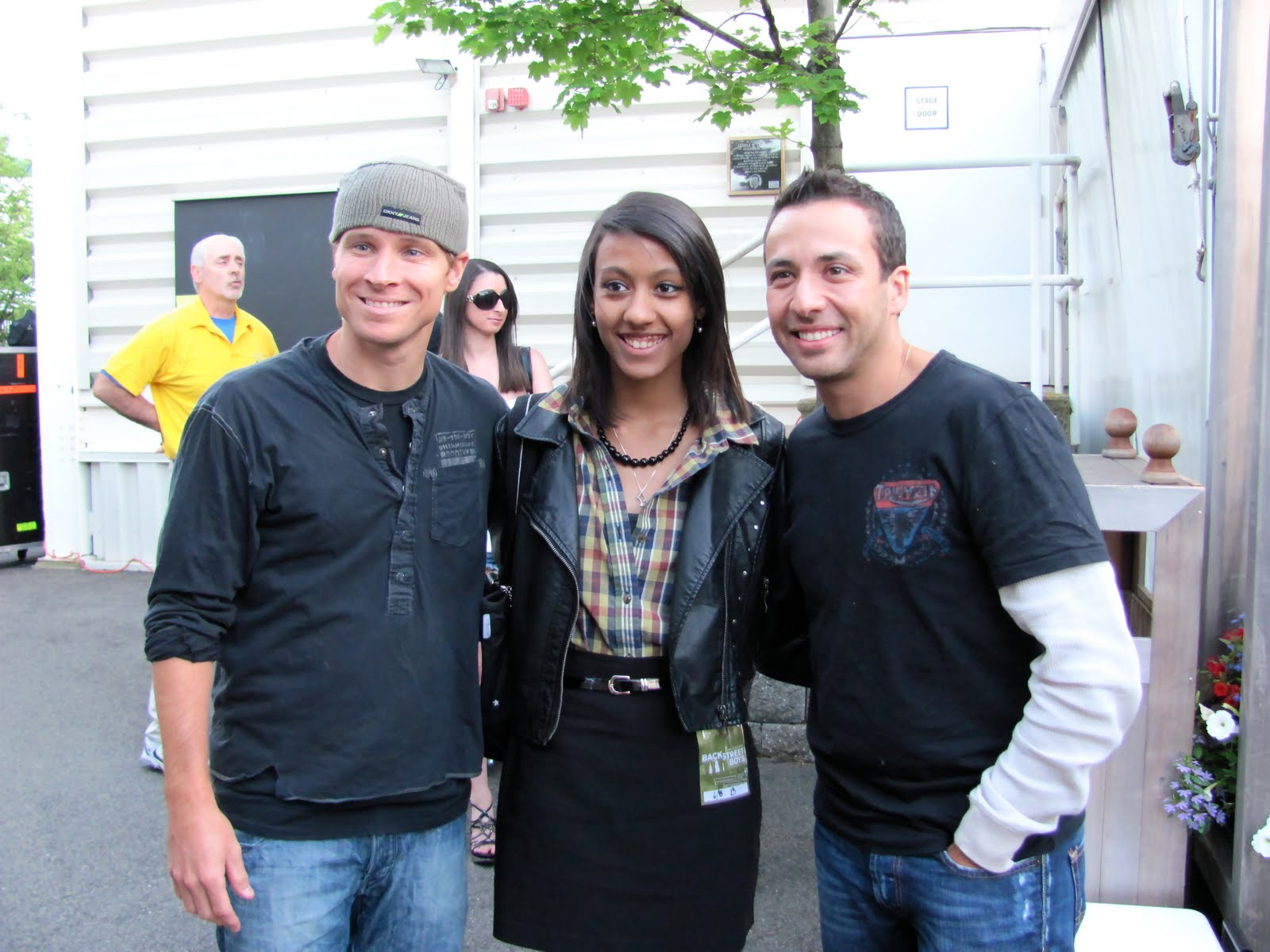 114108666 The Backstreet Boys in Boston. 6/13/2010 11:12:00 AM AJ McLean News No ...