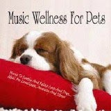 Calming Music CD for Pets
