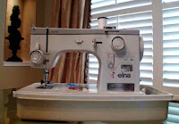 Old sewing machines are the best