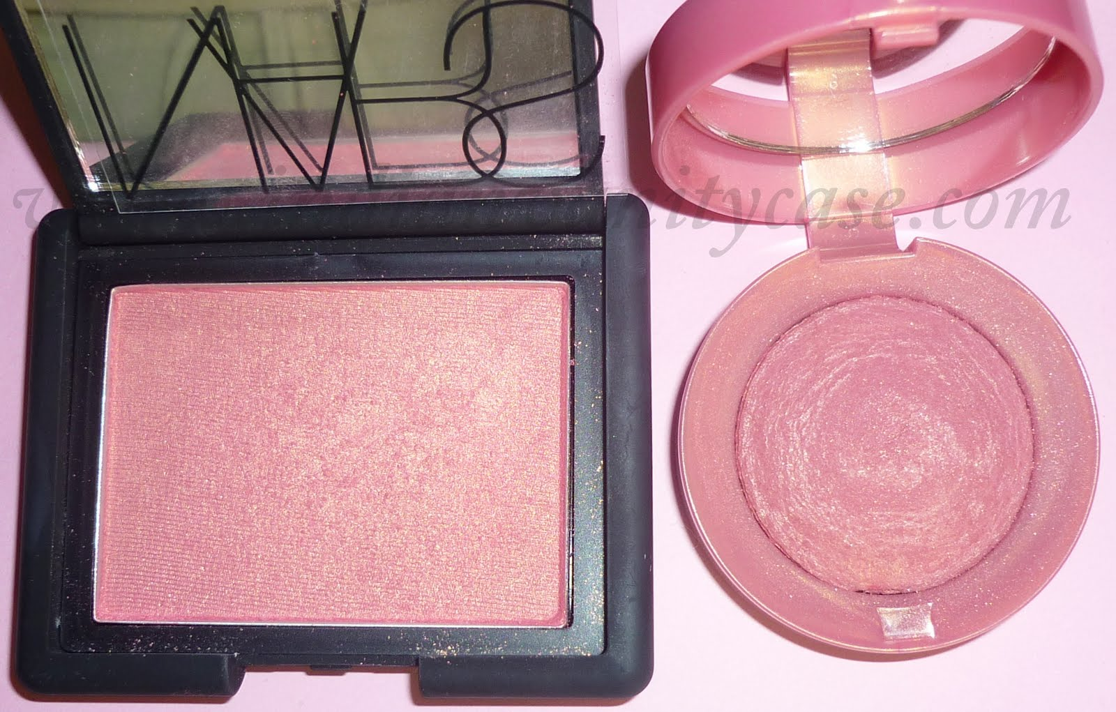 Blush similar to nars orgasm