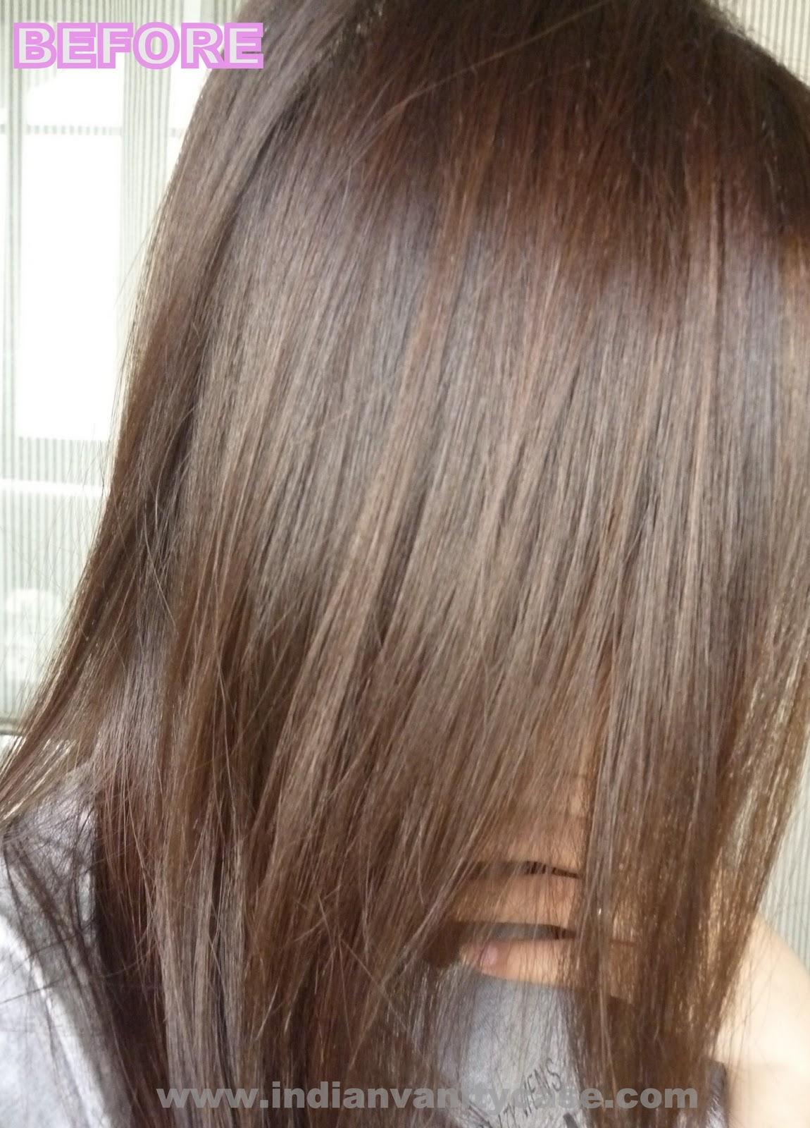 ... using Wella Kolestint 6/0 Light Brown , my hair turned a level 2-3