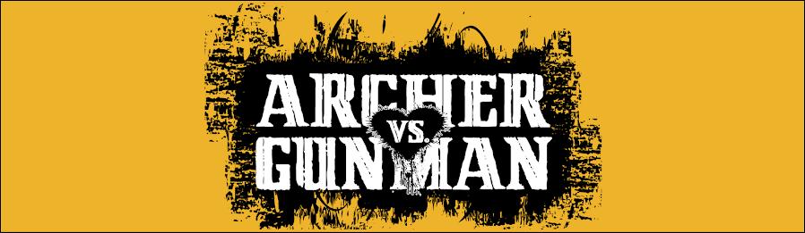 Archer vs. Gunman
