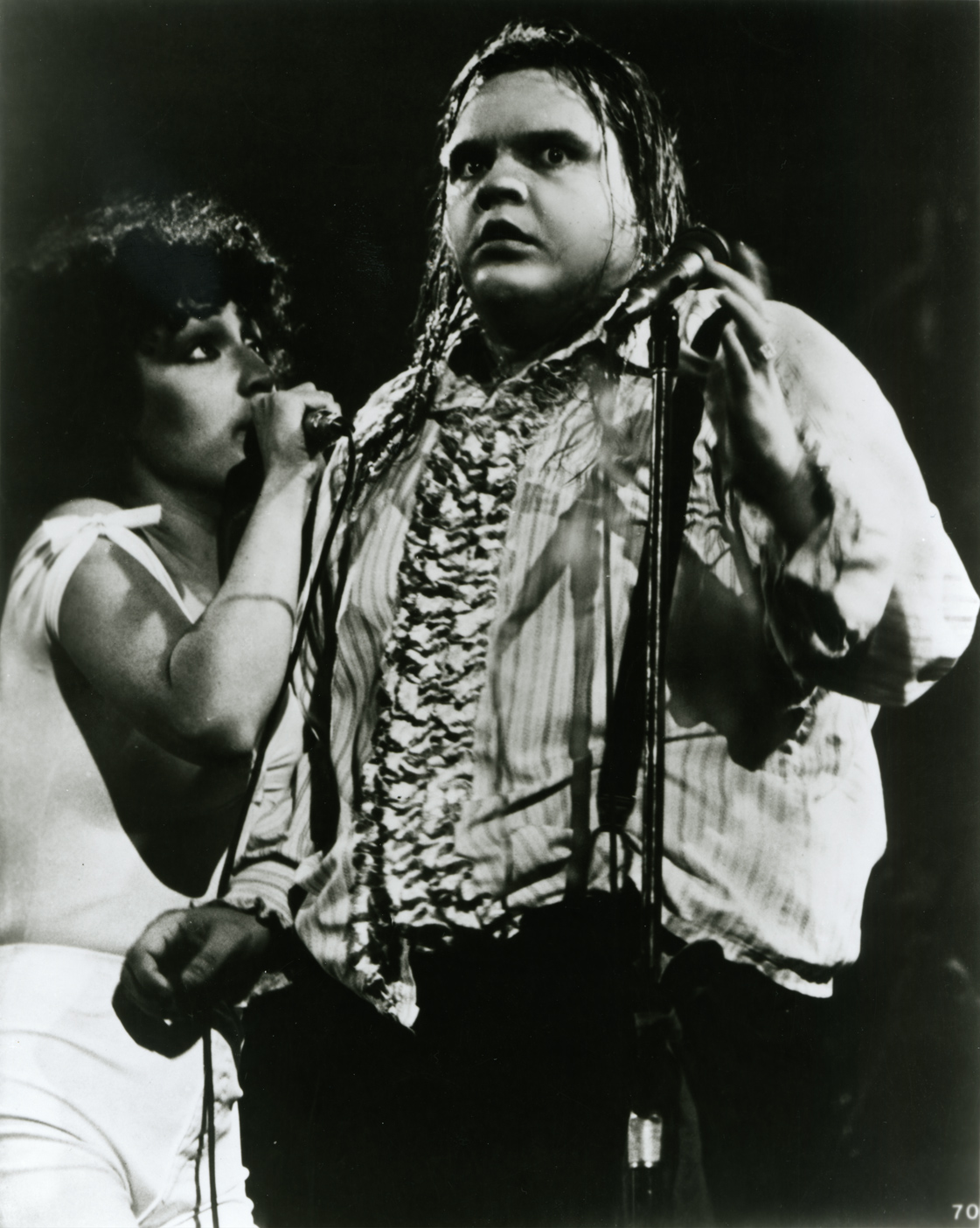 Young Meatloaf Rocky Horror 966. We Belong to the ...