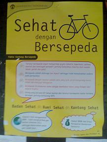 POSTER di Univ.Indonesia