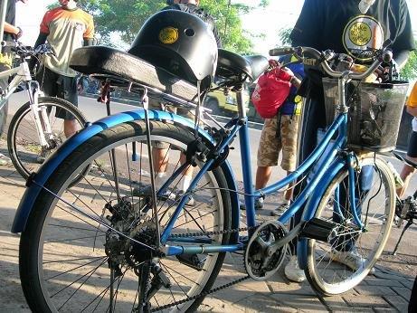 Sepeda Mini