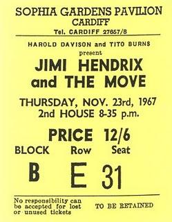 Syd Barrett Hendrix