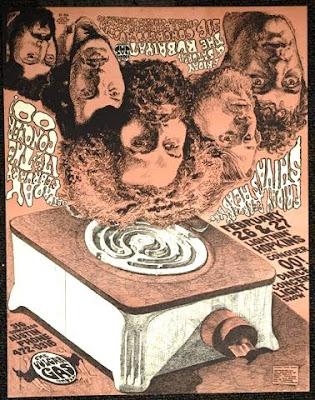 Texas Psychedelic Art