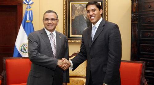 Gobierno De El Salvador. el gobierno de El Salvador