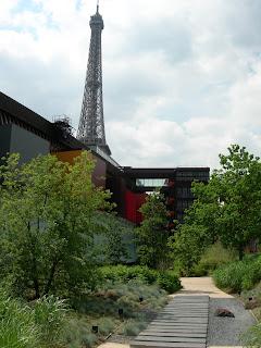 Paris côté jardin: JARDIN D\'ÉTÉ au musée du quai Branly (Paris 7ème)