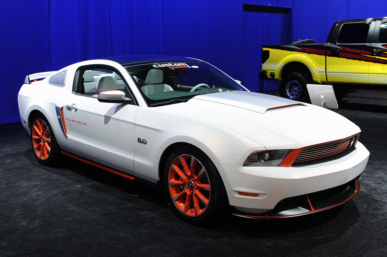 Car sport modification ford mustang modifications sports - Mustang modification ...