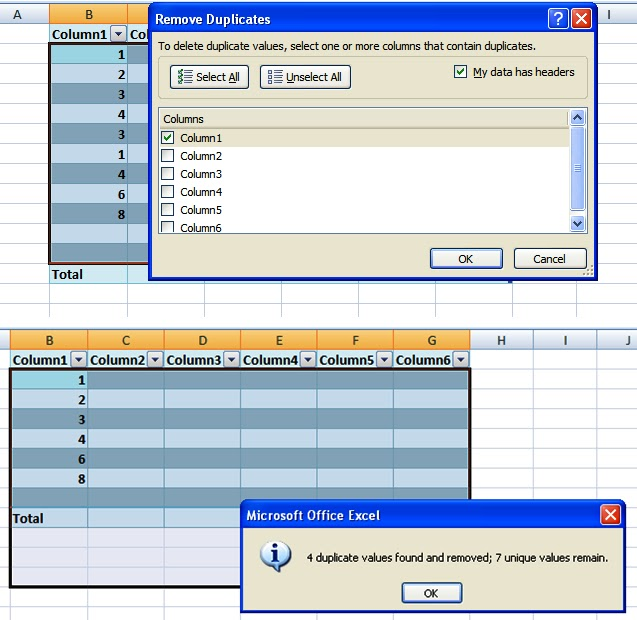 Dheeraj shetty how to use format as table for Emacs org table delete column