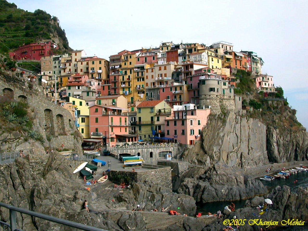 The novelistabarista cinque terre italy for The italian