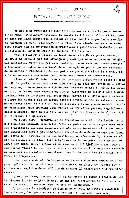HISTÓRIA DA PONTE DO RIO LUEGE  clique na imagem e veja o video