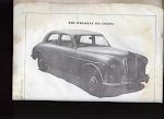 1957 Wolseley 6/90