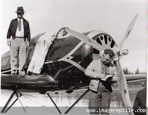 Wiley Post & Will Rogers