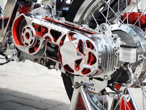 Modif Yamaha Nouvo 2003