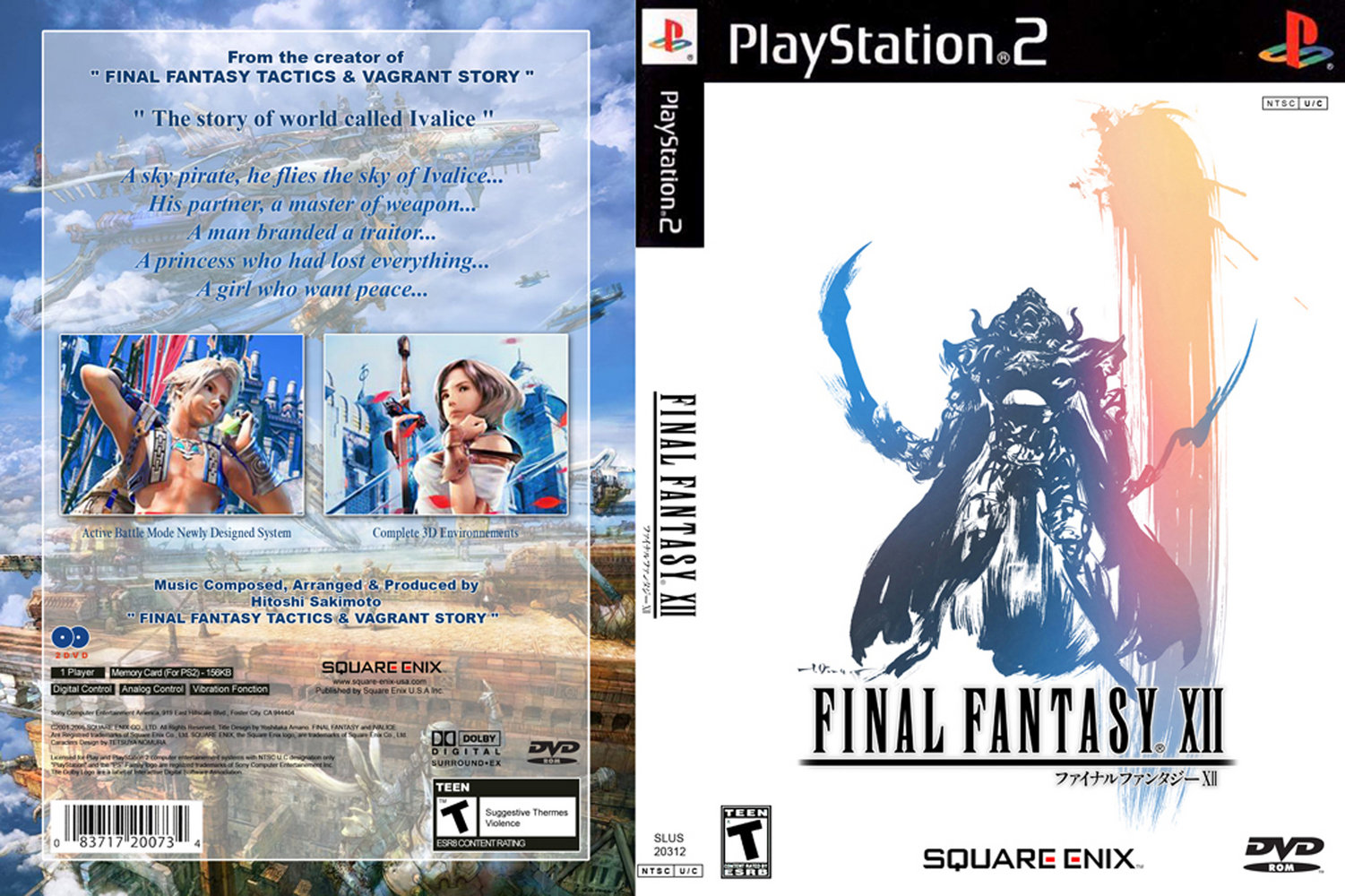 download game final fantasy xii ps2 iso