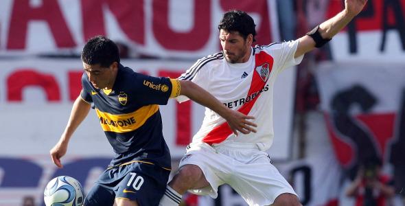 River vs boca hoy en vivo a las 19hs torneo apertura for Chimentos de hoy en argentina
