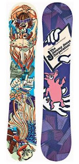2009 Burton Jeremy Snowboard - All-around best snowboards 2009!
