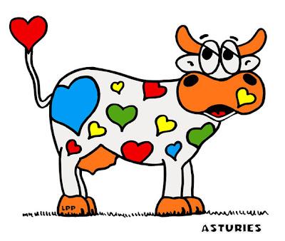 Vacas Animadas De Amor