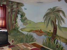 Jungle Mural