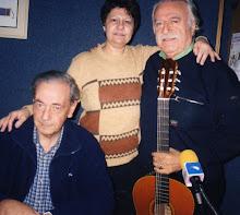 César Isella y Emilio Martínez (Dúo Socavón)