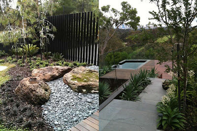 Glamour drops a quest for the glamorous details in life for Cycas landscape design