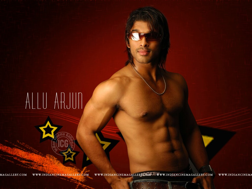 Allu Arjun - Picture Colection