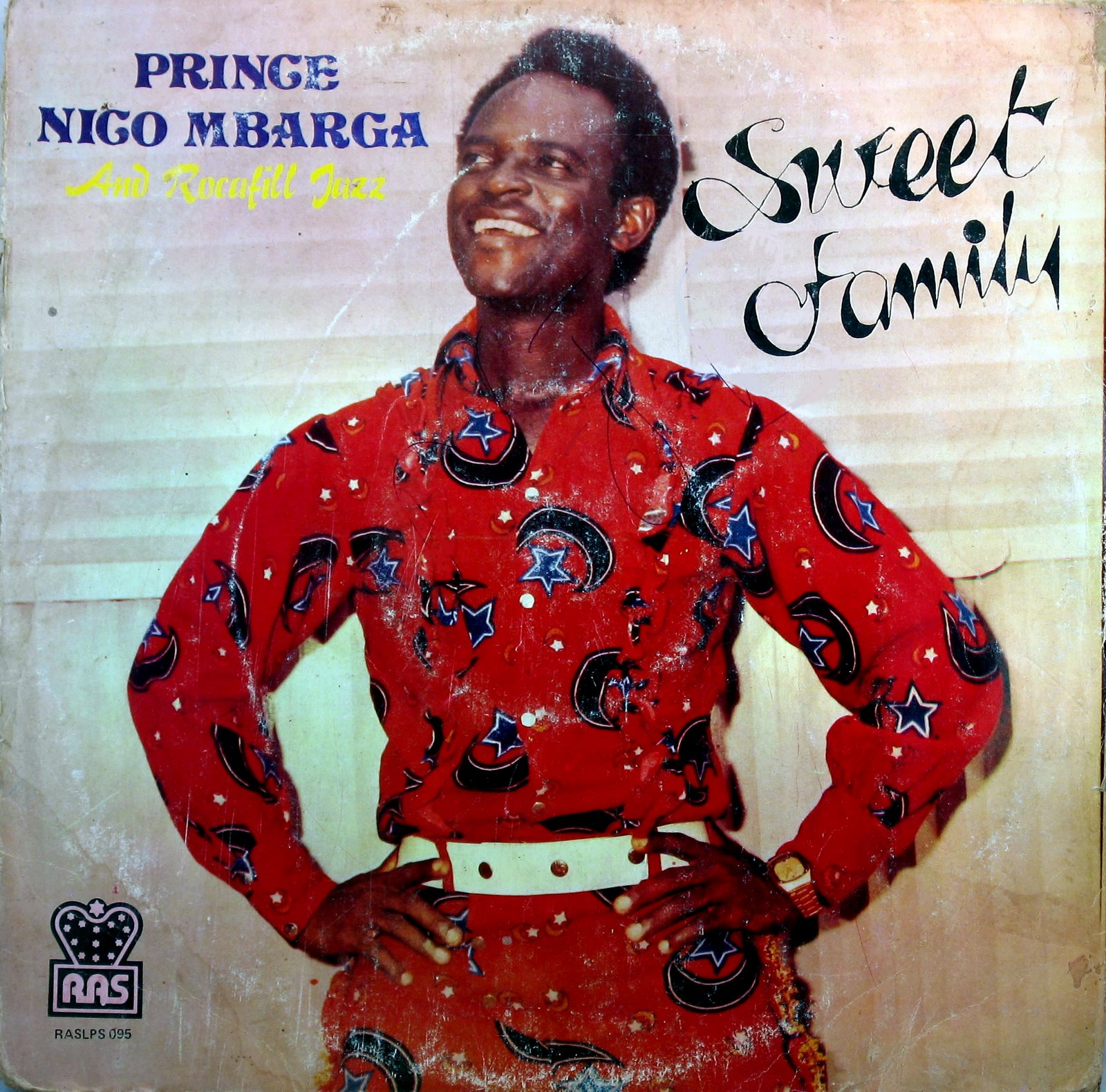 Prince Nico Mbarga Rocafil Jazz International Lucky Marriage