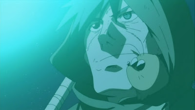 Gurren-Lagann episode 27: The evil eye