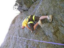 Gavin on the Rock
