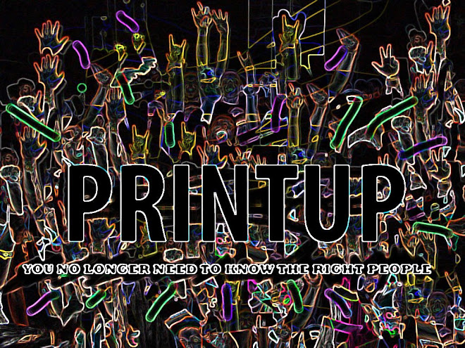 THE PRINTUP : NYC Event List