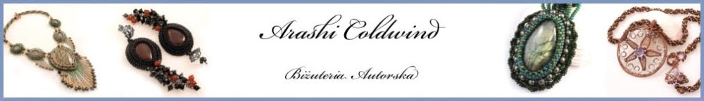 Biżuteria autorska Arashi Coldwind