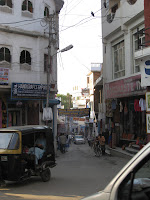 Streets of Old City, Udaipur